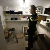 Politiebureau Groesbeek gaat weer weg of open Groesbeek, 19-2-2015 . dgfoto.