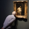 Akira in Foam en de late Rembrandts in Rijksmuseum met Wies en Wim in Amsterdam. 11-03-2014 .