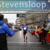 Stevensloop met Jesper vd Wielen als winnaar op de 10 km en muziem en de Voerweg. Nijmegen, 15-3-2015 . dgfoto.