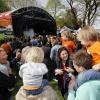 Hunnerpark Oranjepop . Nijmegen, 27-4-2015 . dgfoto.