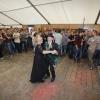 kermis in de horst is de drukste van de regio; graag foto van de drukte met koningspaar aan het dansen, 7-9-2015 . dgfoto.