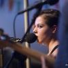 Waalpop Wijchense zangeres Lakshmi. Nijmegen, 4-10-2015 . dgfoto.