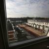 De eerste bewoners van de nieuw te bouwen wijk Batavia Handelskadezijn gesignaleerd . Nijmegen, 10-12-2015 .