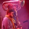 Music Meeting 2016, derde dag. , No BS brassband. Nijmegen, 16-5-2016 .