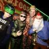 FeestXpert, Grachtstsraat jongens showen carnavalskleren Eigenares Carla Felling heeft wat jongens geregeld die carnavalskleding showen. Komt bij de productie over carnavalskleding, net als de meisjes in Beneden-Leeuwen Wamel, 21-1-2016 .