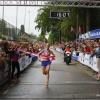 Marikenloop met winnares 5 km, en meer. Nijmegen, 22-5-2016 .