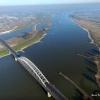 Valkhofpark vanuit de lucht... Drone... Nijmegen, 24-1-2016 .
