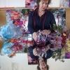 Margriet Smulders kunstenares. Nijmegen, 29-11-2015 .