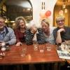 Feestje in de Plak, Joze Bos 40 jarig jubileum. Nijmegen, 4-11-2016 .