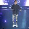 Justin Bieber in het Gelredome, Arnhem, 8-10-2016 .