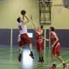basketbal: Trajanum - Pendragon (mannen). Nijmegen, 18-9-2016 .