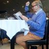 Willem Nijholt en Millings jaarboek. Millingen, 19-11-2016 .