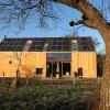 landgoedlab: kandinsky-leerling gaat de hei op, op landgoed Grootstal. Nijmegen, 5-12-2016 .