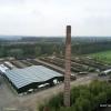 Reomie in Ooij wil komende jaren gaan saneren en ruimte maken voor woningbouw/recreatie en dergelijke, 10-10-2017 .  Drone
