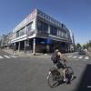Voormalige Luxor, Interspert, Bloemerstraat Doddendaal. Nijmegen, 13-5-2018 .