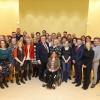 De nieuwe gemeenteraad van Nijmegen. Nijmegen, 29-3-2018 .