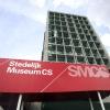 Stedelijk Museum Amsterdam, tijdelijk onderkomen bij CS Bouwput