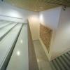 "\""De trappen van het Valkhofmuseum, interieur\"""