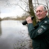 "\""Gerrit Dengerink 50 jaar jachtopziener, Leuth\"""
