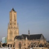 "\""Eusebiuskerk vanaf Provinciehuis Arnhem\"""