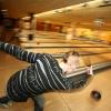 """""""'bowlen voor scholen', bowlingbaan"""""""