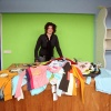 """Nieuwe tweedehandskinderkledingwinkel, Alverna"""