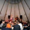 """Koninginnedag 2007 met bv. Marit, Karin, Jean, Alex, Ruben, Martine, Plak"""