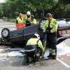 """""""Auto ongeluk Energieweg met politie erbij"""""""