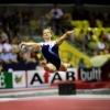 """""""NK turnen,Fieke Willems vd Hazenkamp op de brug"""""""