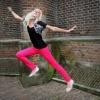 """""""Susanne Kuijken, Atlete net terug uit Amerika waar ze tweede is geworden op de studentenkampioenschappen"""""""