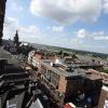 """""""Nijmegen vanuit torentje gemeentehuis"""""""