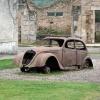 """""""Frankrijk Ouradour sur Glane, in 1944 door nazi's uitgemoord en vernietigd dorp"""""""