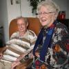 """""""Radboud heeft nieuwe aanpak van traumaslachtoffers als gevolg waarvan een hoogbejaard echtpaar Koolen een ongluk heeft overleefd.verslaggever"""""""