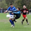 """VOETBAL: Sportclub Valburg-SVHA, penalty, 1-0, zege dus"""