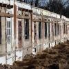 """""""Renovatie en (ver) nieuwbouw aan de Vonckstraat, huisjes Volksbelang, Facades staan nog"""""""