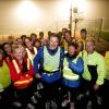 """""""Looptrainer Peter Rikken en zijn loopgroep, Clubhuis Tennisvereniging Berg en Dal  Molenbosweg"""""""