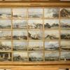 """""""Schilderij over de watersnood in de Betuwe 1926, Valkhofmuseum Nijmegen. Net gerestaureerd"""""""