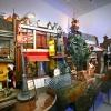 """""""installatie Harrie van Dierendock (oude stad Nijmegen) Museum het Valkhof"""""""
