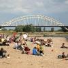 "\""Zomerfeesten en Vierdaagse 2008 Strand aan Lentse kant\"""
