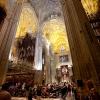 "\""Spanje, de Kathedraal van Sevilla\"""